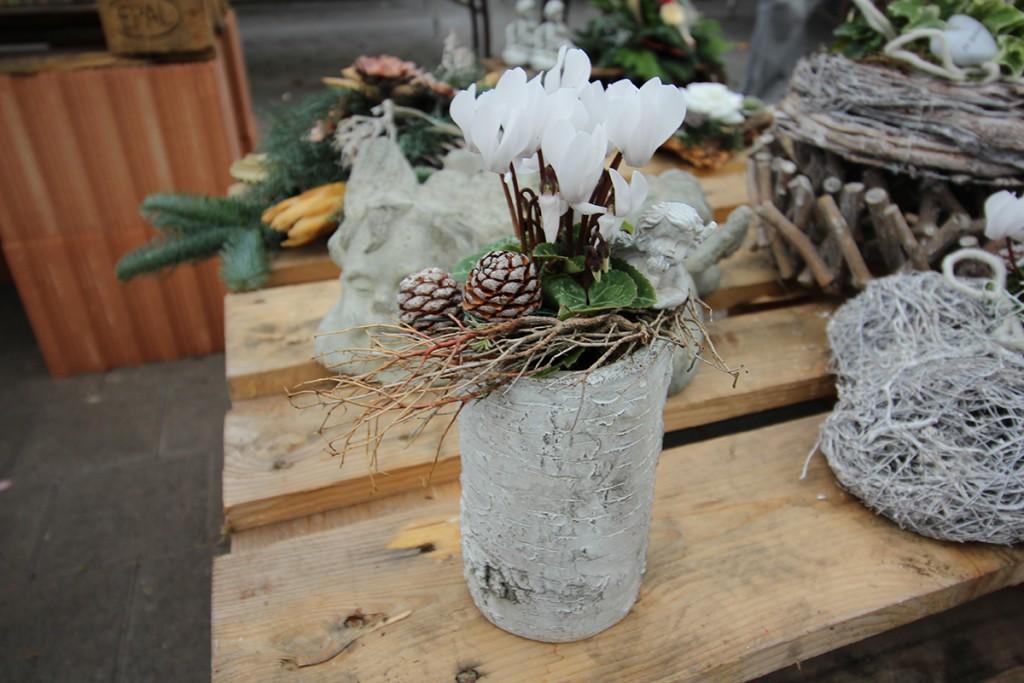 Blumen kiesel s blumeh fele for Besondere dekoartikel